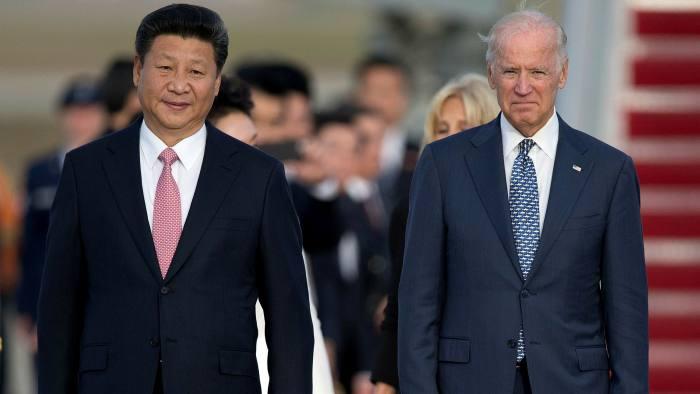 США подготавливают встречу Джо Байдена и Си Цзиньпина