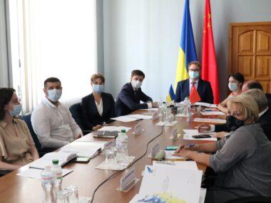 Украина и Китай провели 8-е заседание Подкомиссии по вопросам сотрудничества в области сельского хозяйства