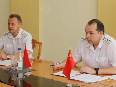 Беларусь и Китай планируют развивать сотрудничество в таможенной сфере