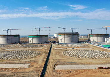 Новая трубопроводная сеть Китая меняет динамику добычи природного газа