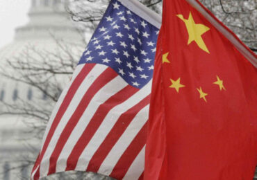 КНР ввела санкции против чиновников США