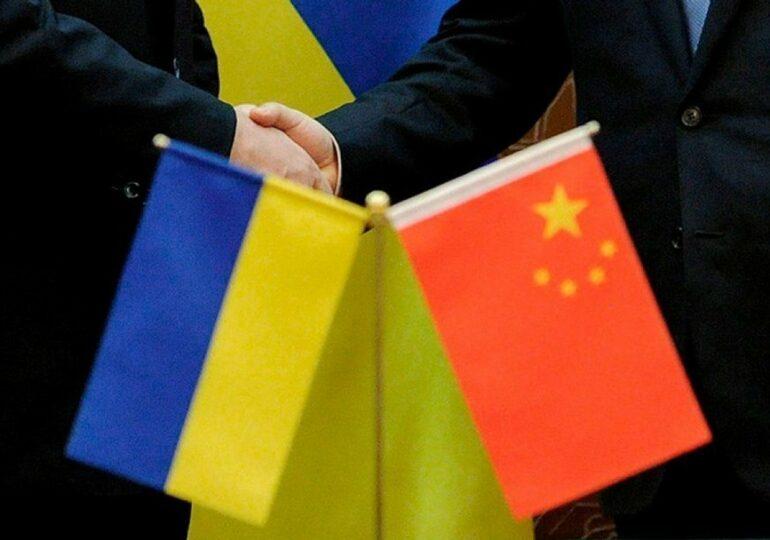 Обнародован текст инфраструктурного соглашения между Украиной и Китаем