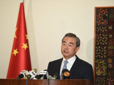 Ван И провёл переговоры с «Талибаном»