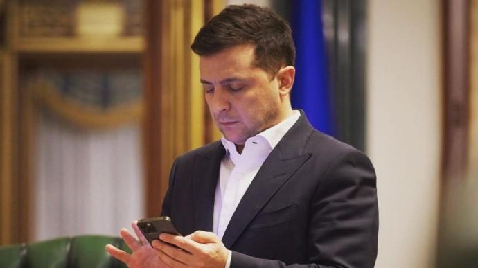 Владимир Зеленский и Си Цзиньпин пригласили друг друга осуществить визиты