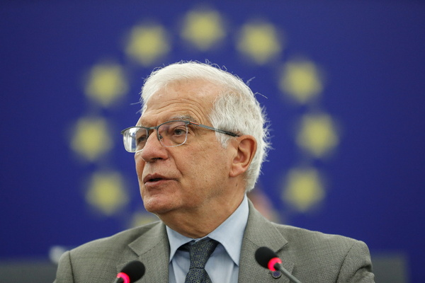 Жозеп Боррель призвал страны Евросоюза к бдительности в связи с «вакцинной дипломатией» Китая
