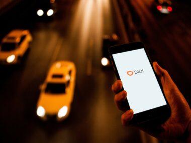 DiDi запустил сайт для предоставления услуг в Украине