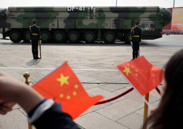 Через 10 лет Китай догонит Россию в ядерном вооружении - прогноз
