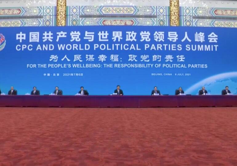 Лидеры ОПЗЖ и Батькивщины приняли участие в Саммите Компартии Китая