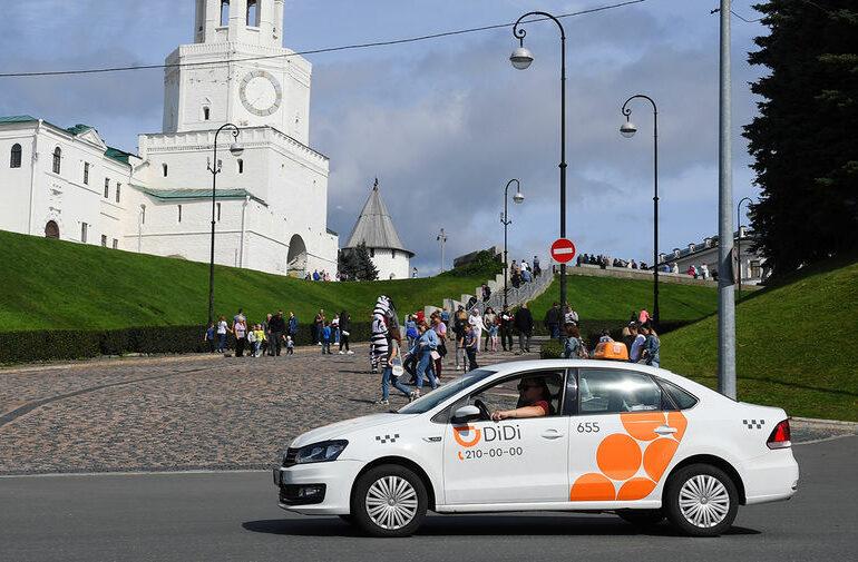 Российская ассоциация такси обвинила китайский сервис DiDi в подрыве обороноспособности РФ