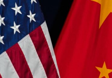Новый посол Китая Цинь Ган направляется в Вашингтон - Reuters