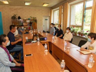 Фань Сяньжун посетил с «проверкой» китайско-украинскую агрокомпанию «Фанда»