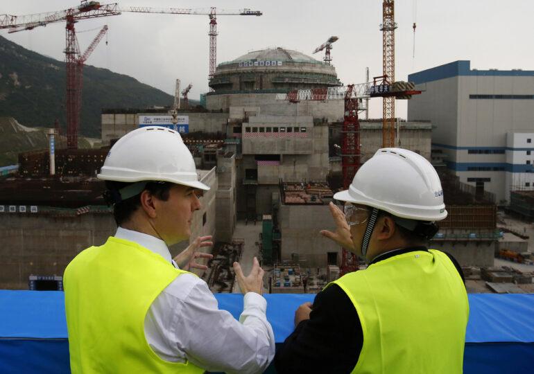 Великобритания планирует исключить Китай из проектов атомной энергетики