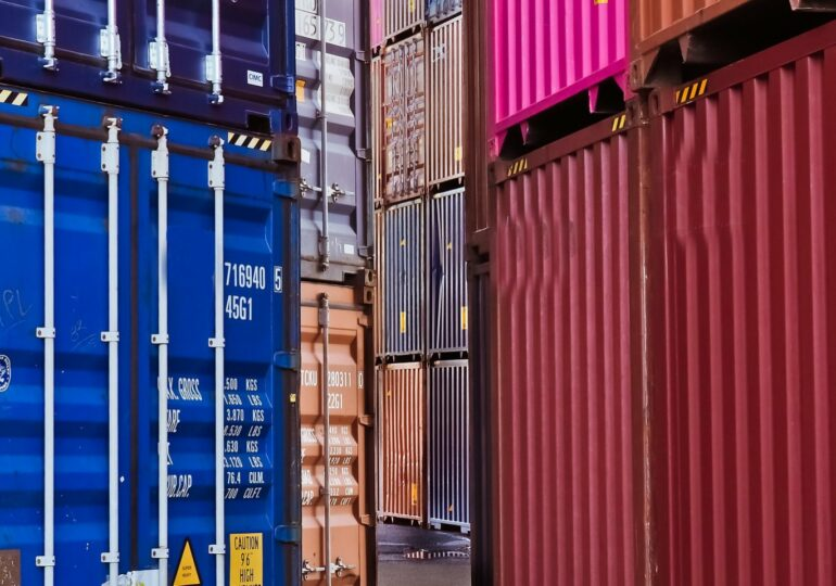Негативное сальдо в товарообороте Украины с КНР составило 287.5 млн долл. за первое полугодие 2021 г.