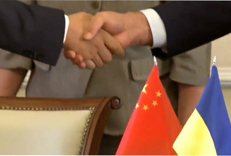 Украина будет развивать стратегическое партнерство с КНР - Стратегия