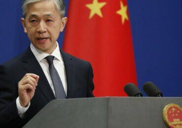 """США ввели санкции по """"Северному потоку-2"""" необоснованно - МИД КНР"""