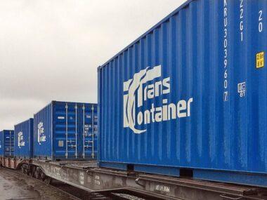 """""""Трансконтейнер"""" заказал 9700 контейнеров с проверкой через порты Китая"""