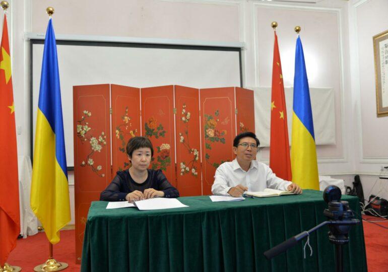 Посол Фань Сяньжун призвал финучреждения Китая активизироваться в Украине