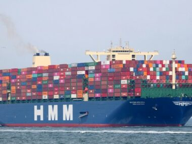 Китайские компании наращивают производство контейнеров