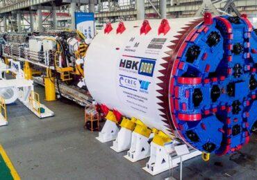 China Railway Engineering Equipment поставит в Италию тоннельное оборудование для строительства железной дороги