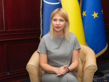 У Украины с Китаем – прагматичные экономические отношения - вице-премьер О. Стефанишина