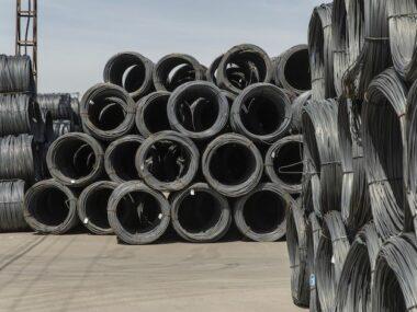 Цены на железную руду продолжают падать на фоне сокращения производства в Китае