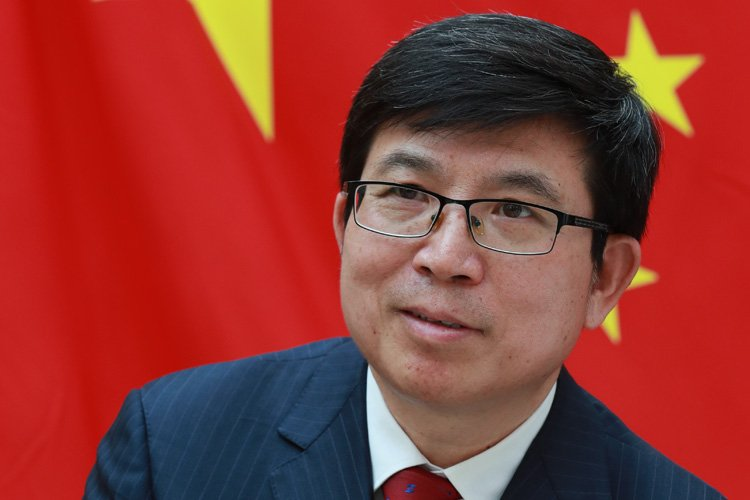 Китай уже поставил в Украину более 8,7 млн доз вакцины - посол Фань Сяньжун