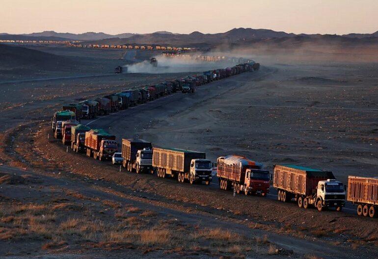 Китай вновь открыл границы для импорта монгольского угля