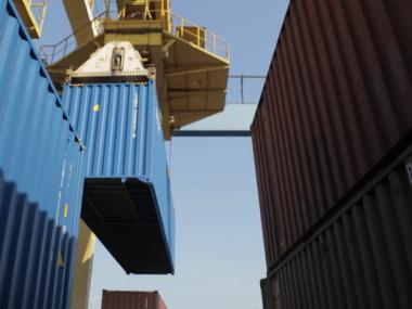 В Украину прибыл 50-й прямой контейнерный поезд из Китая