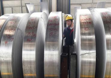 Сокращение производства алюминия в Китае вызвало рекордный рост его стоимости за 10 лет