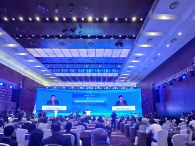 Жанна Лещинская приняла участие в саммите Beijing Fragrant Hills Tourism Summit