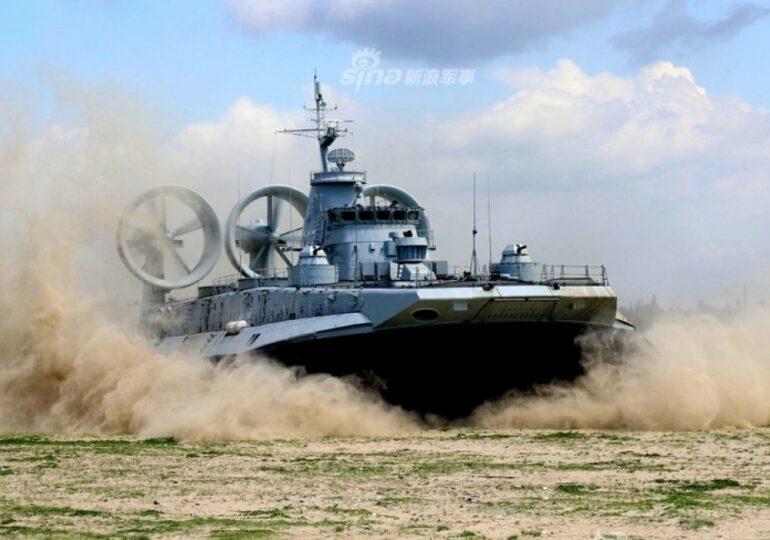 """Украина завершает контракт с КНР на строительство десантных кораблей """"Бизон"""""""