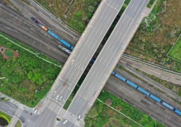 Запущен первый прямой железнодорожный маршрут Чунцин-Киев