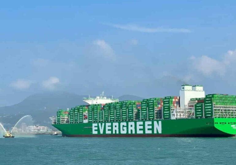 Evergreen заказал 24 контейнеровоза у китайских судостроителей