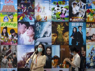 """В Китае запретили показывать на ТВ """"женоподобных"""" мужчин и """"вульгарных"""" знаменитостей"""