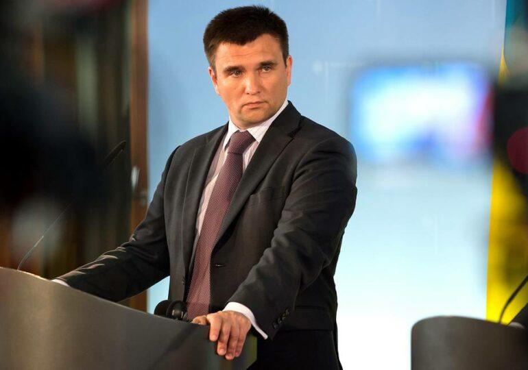 """В отношениях Украины и Китая открывается """"новое окно"""" - экс-глава МИД Павел Климкин"""
