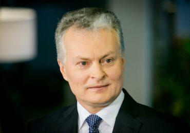 Президент Литвы призывает Китай совместно сгладить противоречия