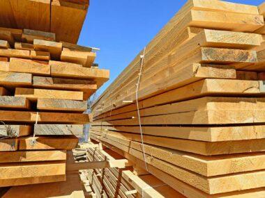 Китай наращивает объемы закупки белорусских пиломатериалов
