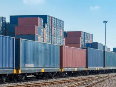 Шанхай запускает грузовое железнодорожное сообщение с Гамбургом