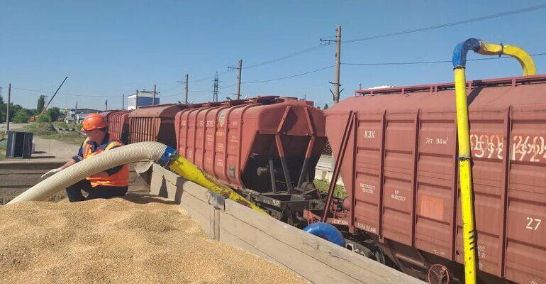 """Проект """"Евразийский агроэкспресс"""" ускорит доставку сельхозгрузов в Китай"""