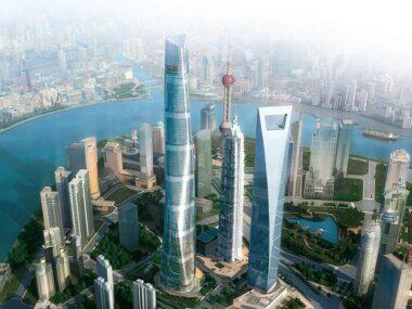 Китай выходит из гонки небоскребов, ограничивая высоту новостроек