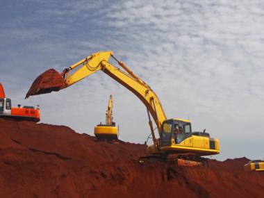 Цены на железную руду в Китае подскочили на 6%