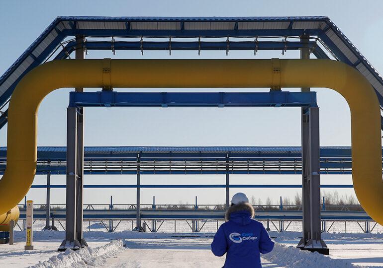 Работу газопровода «Сила Сибири» приостановят на неделю
