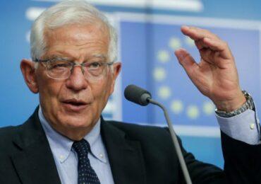 ЕС и Китай должны продолжать переговоры, несмотря на разногласия - Жозеп Боррель