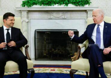 После поездки Зеленского в США Украина не вспоминает о «китайском повороте» – эксперт