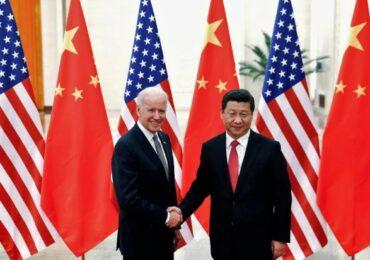 Си Цзиньпин и Джо Байден провели переговоры по Тайваню