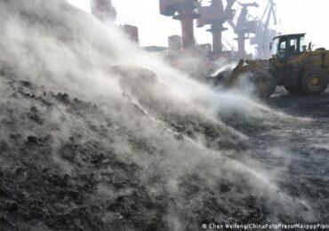 Северо-восточный Китай переживает серьёзную нехватку электроэнергии