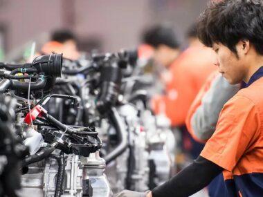Индекс цен производителей в Китае рекордно вырос в сентябре на 10,7%