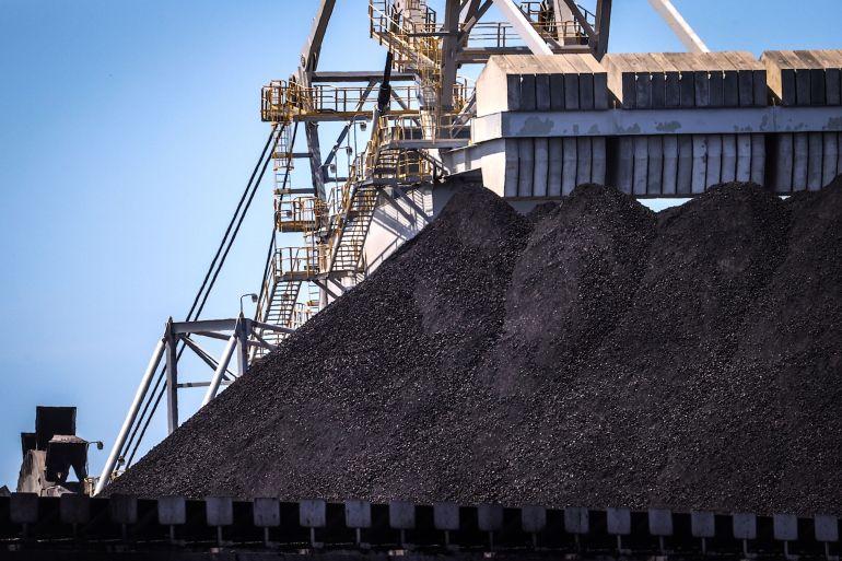 Китай снова начал использовать австралийский уголь