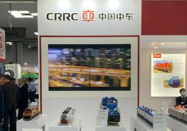 CRRC считает украинский рынок очень перспективным – топ-менеджер компании