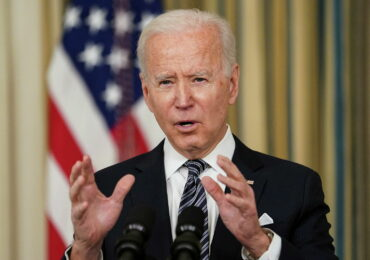 Джо Байден усомнился, что Китай и РФ превзойдут военную мощь США